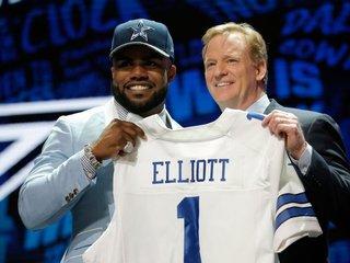 Ezekiel Elliott's 6-game suspension is upheld