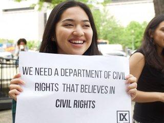 DeVos announces plans to change Title IX policy