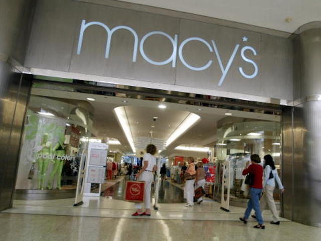 Macy's shoppers unable to use credit cards on Black Friday