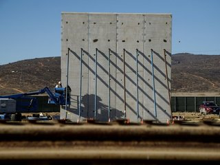 8 border wall prototypes to be tested