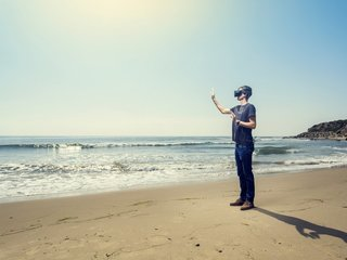 Could virtual reality replace field trips?
