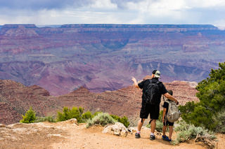 Ducey: Grand Canyon open even if gov't shutdown