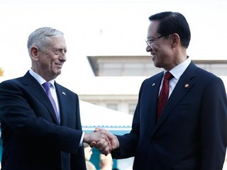 Mattis: 'Our goal is not war' with North Korea