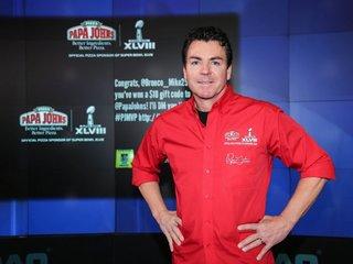 Papa John's blames NFL for declining pizza sales