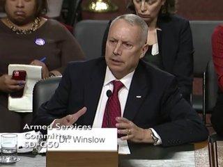 Trump Pentagon nominee talks gun control