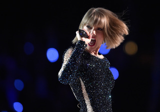 27 stops on Taylor Swift world tour announced