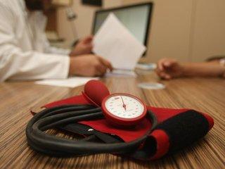 Doctors release new high blood pressure numbers