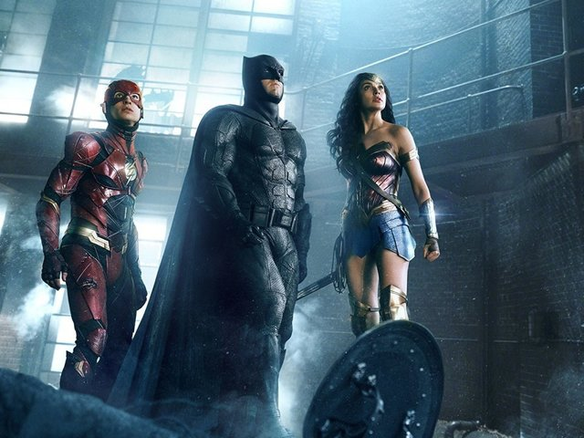 Justice League underwhelms at box office with $96 million opening