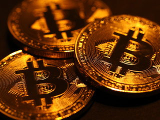 Bitcoin plunges more than $3K after new record