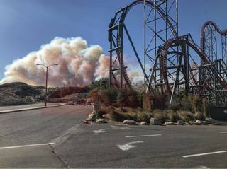 153 Arizona firefighters sent to CA for fires