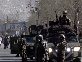 Dozens killed after explosions in Afghan capital