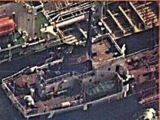 South Korea seizes Hong Kong-based ship