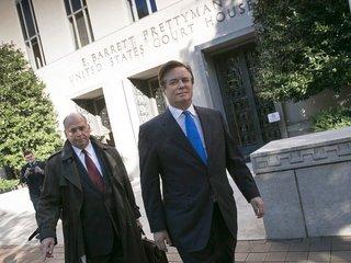 Paul Manafort files lawsuit against Mueller, DOJ