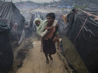 Myanmar Military Leader Takes Responsibility...