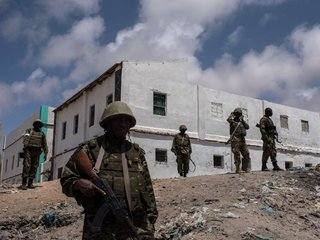 The rise of Al-Shabab in Somalia