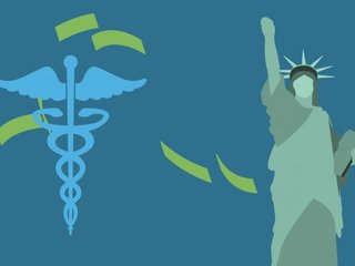 Health care cost may be tied to social services
