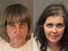 Parents accused of holding 13 children captive