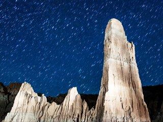 Meteorite hunters in Michigan seek space rock