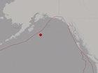 Earthquake strikes off coast of Alaska