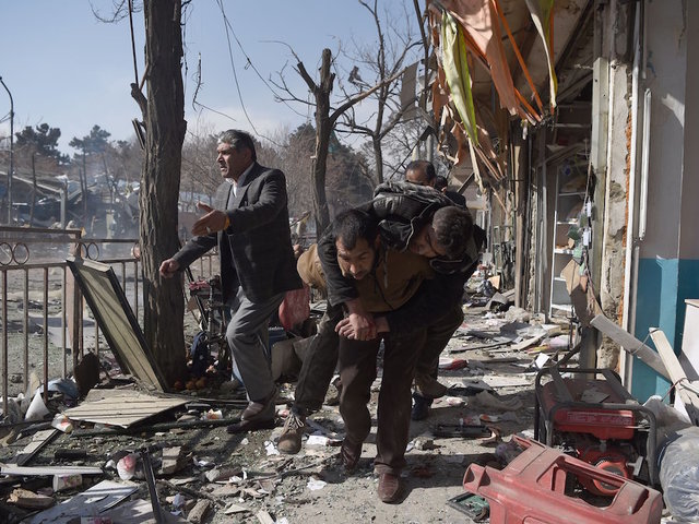 Several dead, dozens wounded in Kabul blast