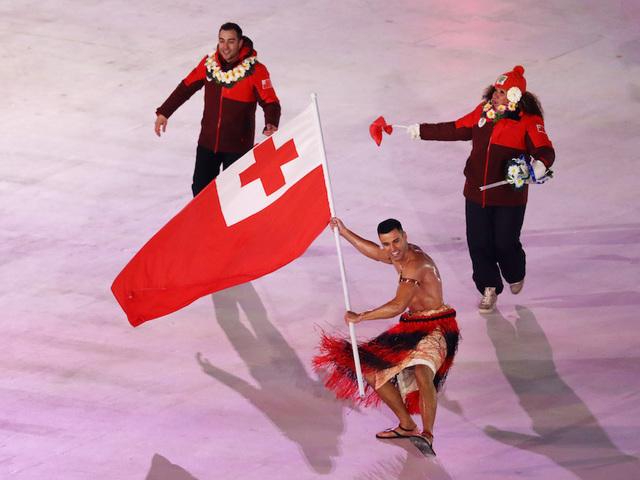 Winter Olympics 2018: From Tongas skiier Pita Taufatofua