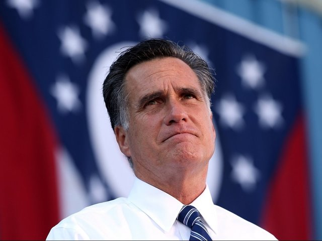 Mitt Romney Announces His US Senate Race