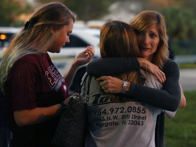 Parkland shooting puts renewed focus on dealing with mental health