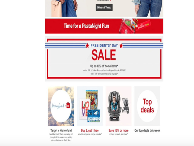 take advantage of this weekends presidents day sales walmart amazon best buy and more - Best Buy Day After Christmas Sale