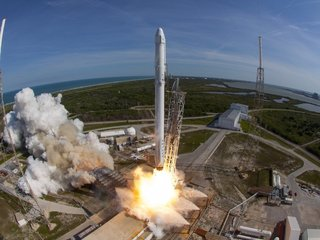 SpaceX testing internet-from-space project