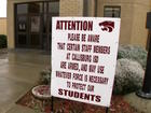 Some school districts already arming teachers