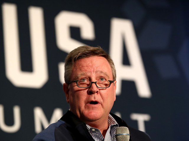 USOC CEO resigns for 'health issues' in wake of Nassar scandal