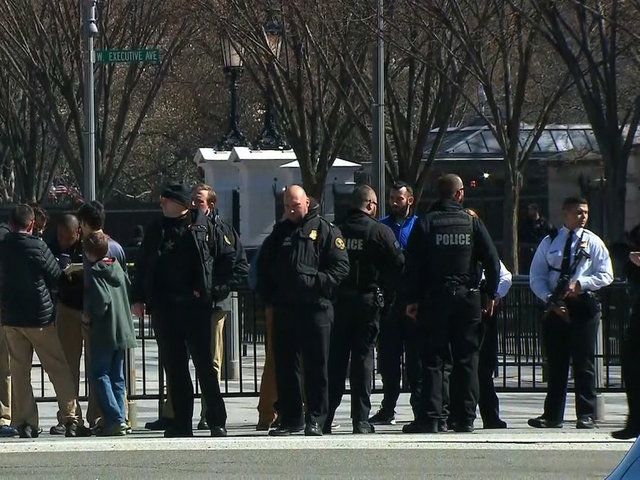Gunshots Reportedly Fired Near White House, Says US Secret Service
