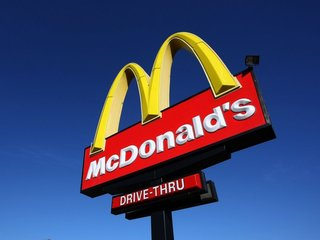 Fast-food giant sees its worst day ever