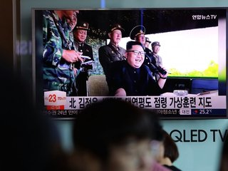 N. Korea willing to talk about scrapping nukes