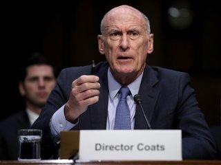 US intel chief warns again of Russian meddling