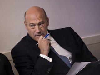 Gary Cohn resigns from White House