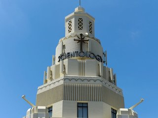 Scientology's fight for tax exemption