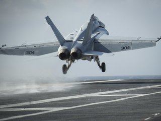 US Navy jet crashes near Key West
