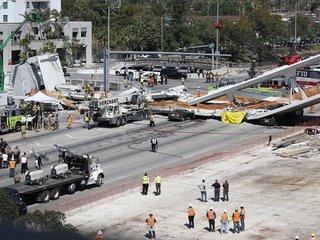 Safety concerns at companies behind FIU bridge