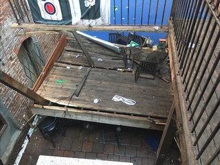 Deck collapse at Georgia bar injures 14