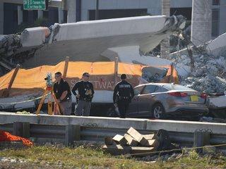 FIU Bridge Collapse Survivor Sues For...