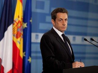 Police Question Nicolas Sarkozy About 2007...