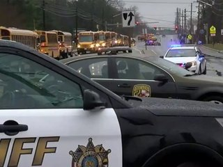 Injuries reported after Maryland school shooting