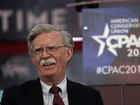 Trump: Bolton to be national security adviser