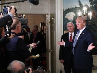 Why Trump said he might veto spending bill