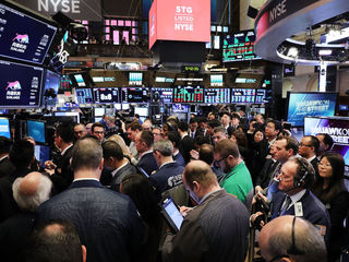 Dow sheds more than 1,100 points in two days