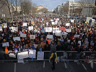 March for Our Lives spreads outside US