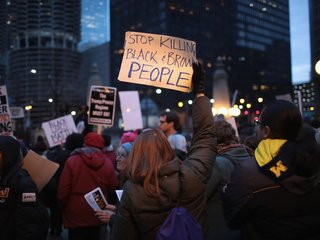 Activists invoke MLK through protests, education