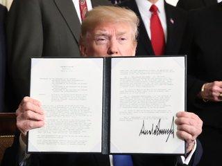 Trump tariffs hearing begins on Capitol Hill