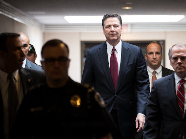 Comey: John Kelly Called Trump 'Dishonorable' for Firing Me
